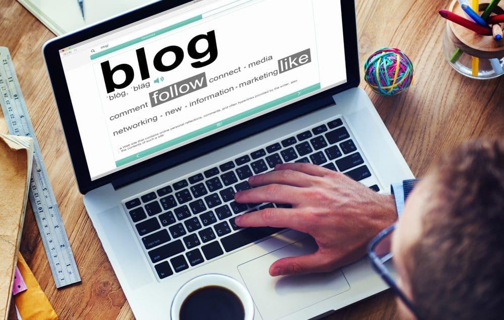 creer blog