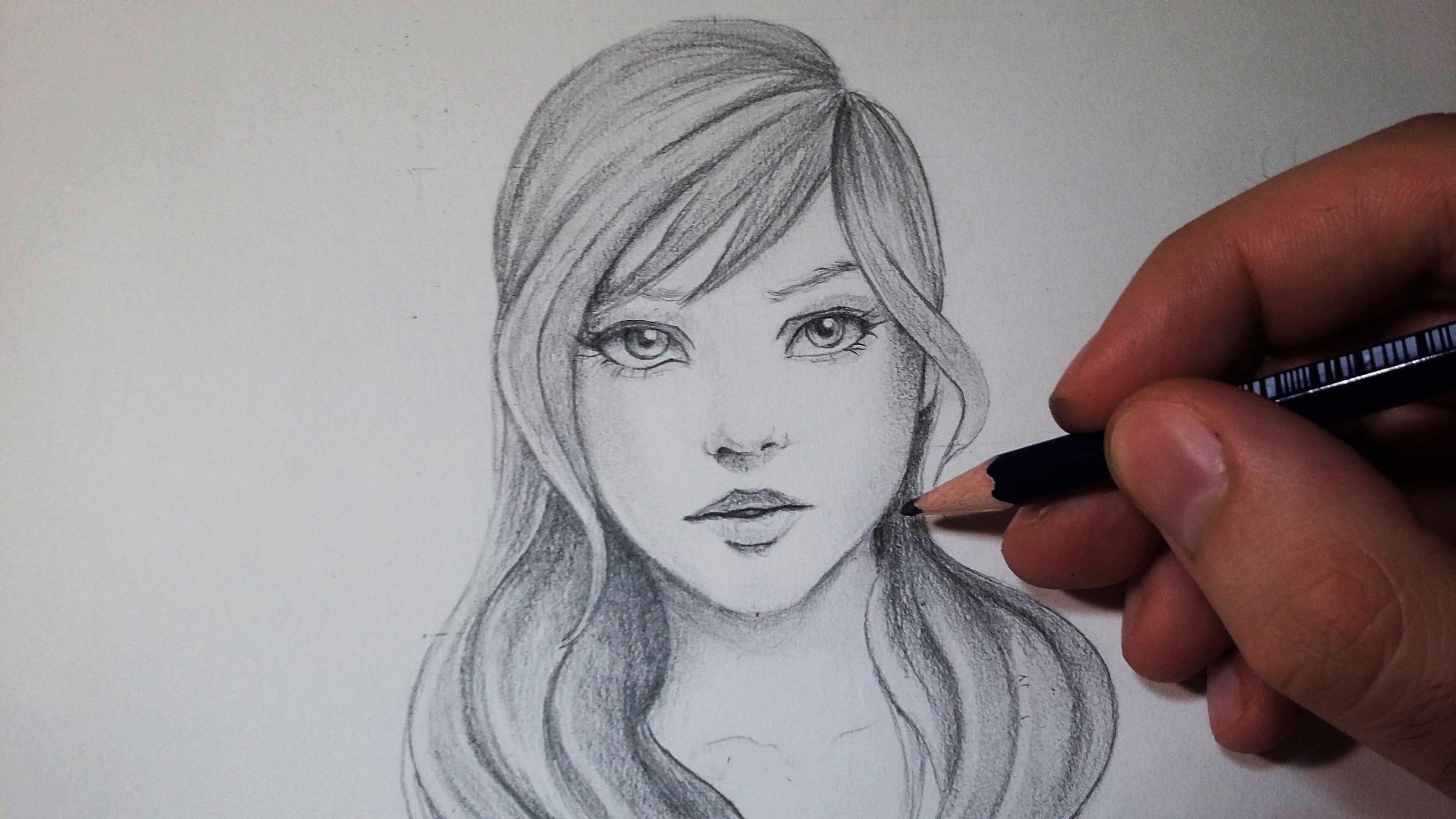 Comment dessiner les erreurs viter - Comment dessiner une tresse ...