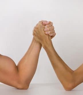muscler bras
