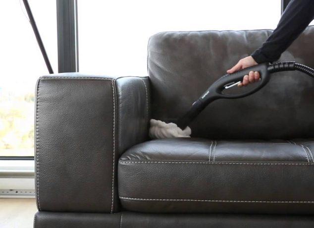 nettoyer canapé cuir