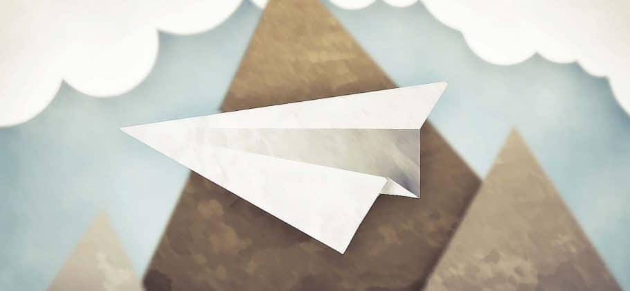 plier-avion-papier