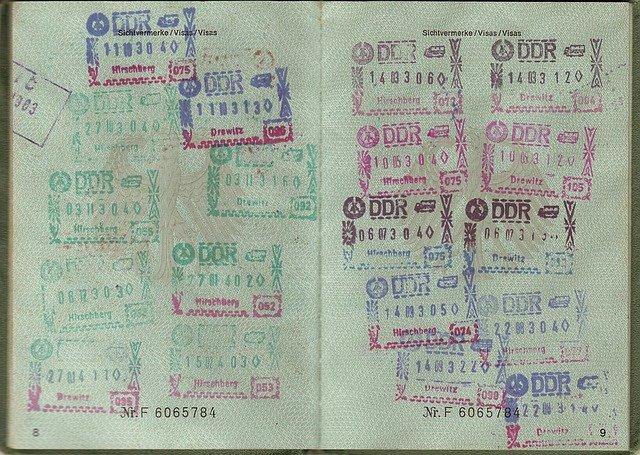 frais de visa pour les USA