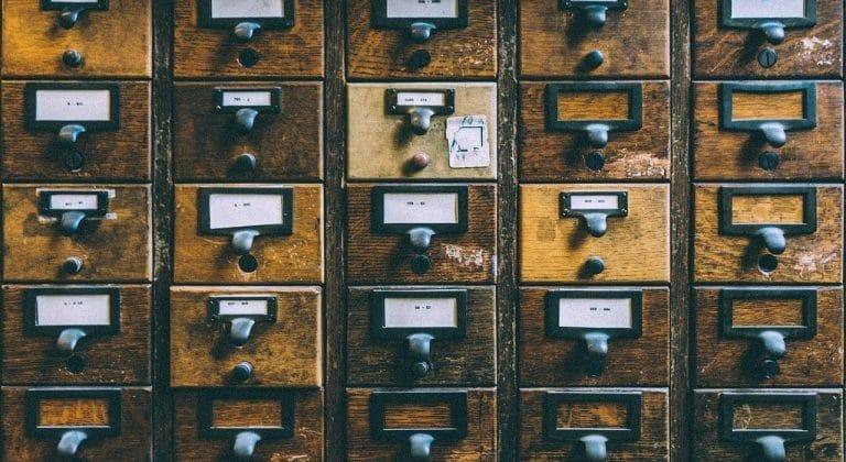 Plaque de boîte aux lettres gravée