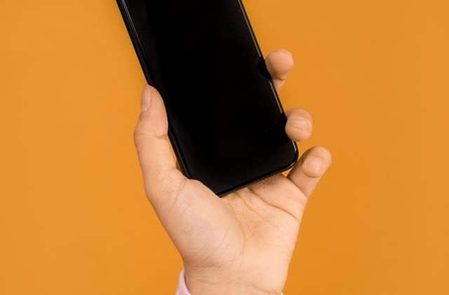telephone pour personne agée orange