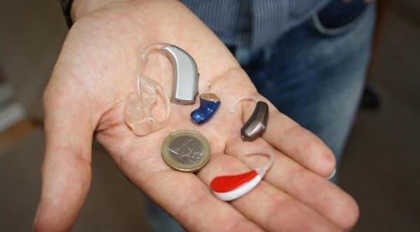 Aide auditive pharmacie